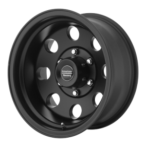 American Racing AR172 Baja 15X10 Black