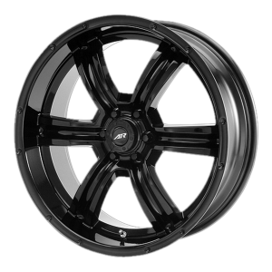 American Racing  AR320 Trench 16X8 Black