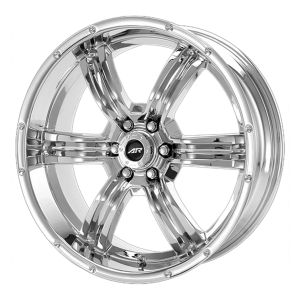 American Racing  AR320 Trench 17X8 Chrome Plated