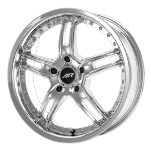 American Racing  AR671 Santa Cruz 16X7 Chrome Plated