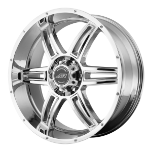 American Racing  AR890 17X8 Chrome Plated