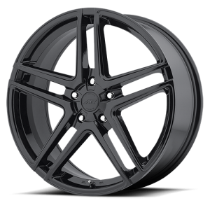 American Racing AR907 18X8 Gloss Black