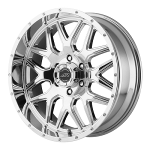 American Racing AR910 18X9 Black Machined