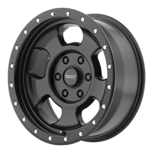 American Racing AR969 Off Road 17X9 Black