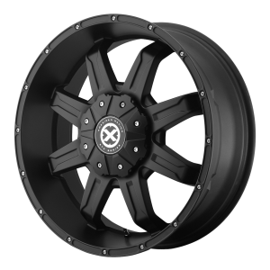 American Racing  AX192 Blade 17X8.5 Satin Black