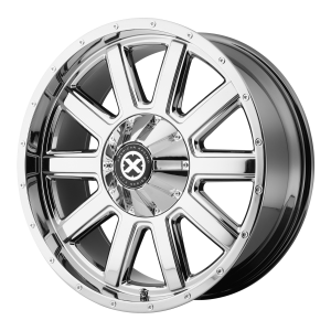 American Racing  AX805 Force 17X9 Bright Pvd
