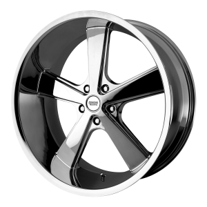 American Racing  VN701 Nova 17X8 Chrome Plated