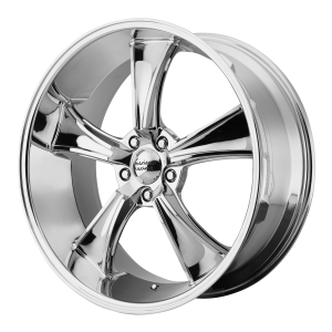 American Racing  VN805 Blvd 17X8 Chrome Plated