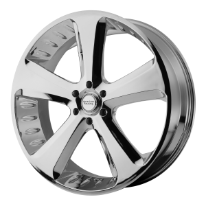 American Racing  VN870 Circuit 18X8 Chrome Plated
