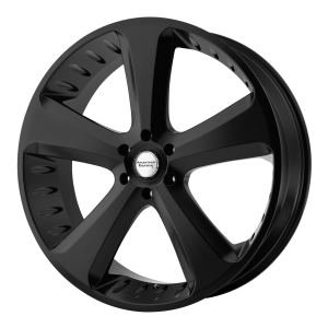 American Racing  VN870 Circuit 18X8 Satin Black