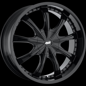 Avenue type 605 Satin Black 18 X 7.5 Inch Wheel
