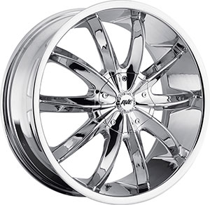 Avenue 608 Chrome 20 X 8 Inch Wheel
