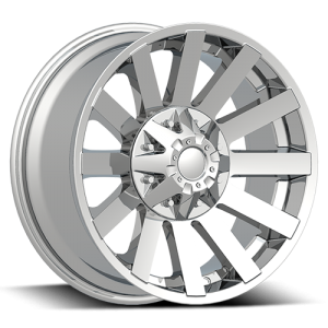 Dcenti DW 980 18X9 Chrome