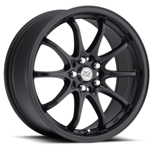 Drag Concepts R23 17X7.5 Matt Black