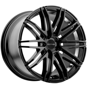SOTHIS SC102 20X8.5 Gloss Black Machined
