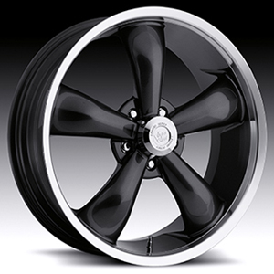 Vision Legend 5 Type 142 Gun Metal Machined 22 X 9.5 Inch Wheels