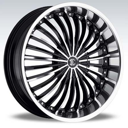 22 Inch 100 Spoke Rims http://www.rimslegend.com/crave-number-13-black-machine---22-inch-wheels:crave-13-black-machine-22