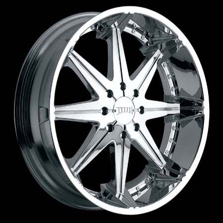Customs Wheels on Dub Custom Wheels Big Homie 8 S172 24 X 10 Inch Wheels