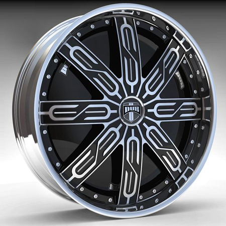 22 Inch 100 Spoke Rims http://www.rimslegend.com/Dub-Spinning-Wheels-Tycoon-Spinner-Black-Machined-Face-22-X-9.5-Inch-Wheels:dub-tycoon-spinner-black-machined-face-22