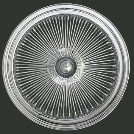 22 Inch 100 Spoke Rims http://www.rimslegend.com/Mob-Type40-Spoke-100-STD-REV-Chrome-13-X-7-Inch-Wheel:mob-type40-spoke100-STD-REV-chrome-13