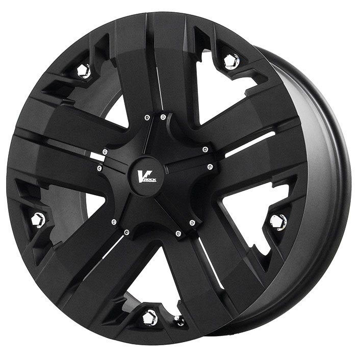 verde recon 18 x 9 inch rims black verde recon rims. Black Bedroom Furniture Sets. Home Design Ideas