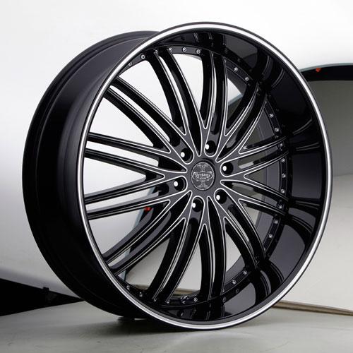 17 Inch Rims For Sale >> Versante 231 20 X 8.5 Inch Rims (Black Machined Window with Machined Lip) | Versante 231 Rims