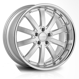 Vossen VVS 083 (Silver Machined)