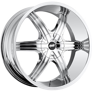 Avenue 606 Chrome Wheel Packages