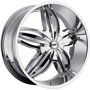 Avenue 609 Chrome Wheel Packages
