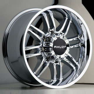 Akuza Ricco AKA 839 Wheel Packages