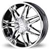 Divinity D26 Chrome 24 X 10 Inch Wheels
