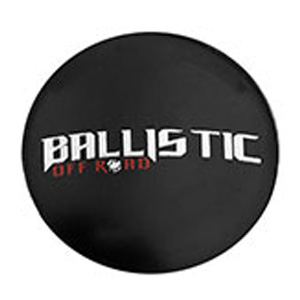 Ballistic Decal (4 pc) - Old Style