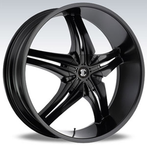 Crave Number 15 Black 26 X 9.5 Inch Wheels