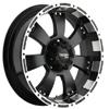Incubus 815 Krawler 17 X 9 Inch Wheel