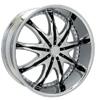 Rennen Gladiator 20 X 8.5 Inch wheels