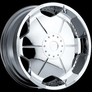 Platinum Shield Chrome Cap