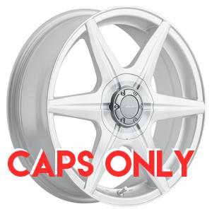 Akuza Aka 363 Silver Caps