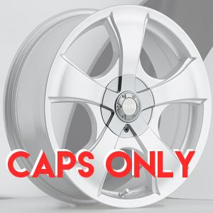 Akuza Aka 449 Silver Caps