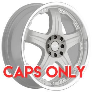 Akuza 392 Padrone Silver Caps
