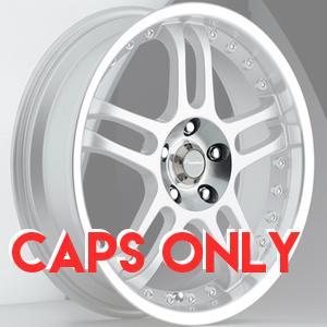 Akuza 421 Silver Caps