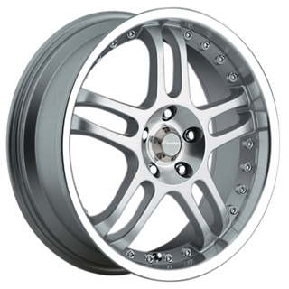 Akuza 421 Silver Wheel Packages