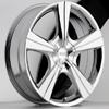 Akuza Aka 636 Anthracite 14 X 6 Inch Wheel