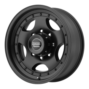 American Racing AR23 Satin Black
