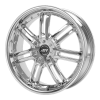 American Racing  AR363 Haze 17X7.5 Chrome Plated