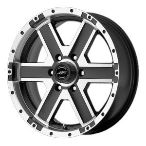 American Racing  AR681 Element Black