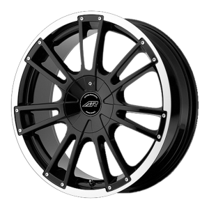 American Racing  AR881 Speedway Gloss Black With Clearcoat