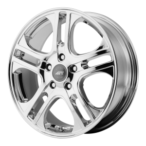 American Racing  AR887 Axl 14X6 Chrome Plated