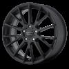 American Racing AR904 16X7 Satin Black