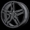 American Racing AR907 17X7.5 Gloss Black