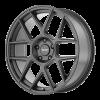 American Racing AR913 18X8.5 Black